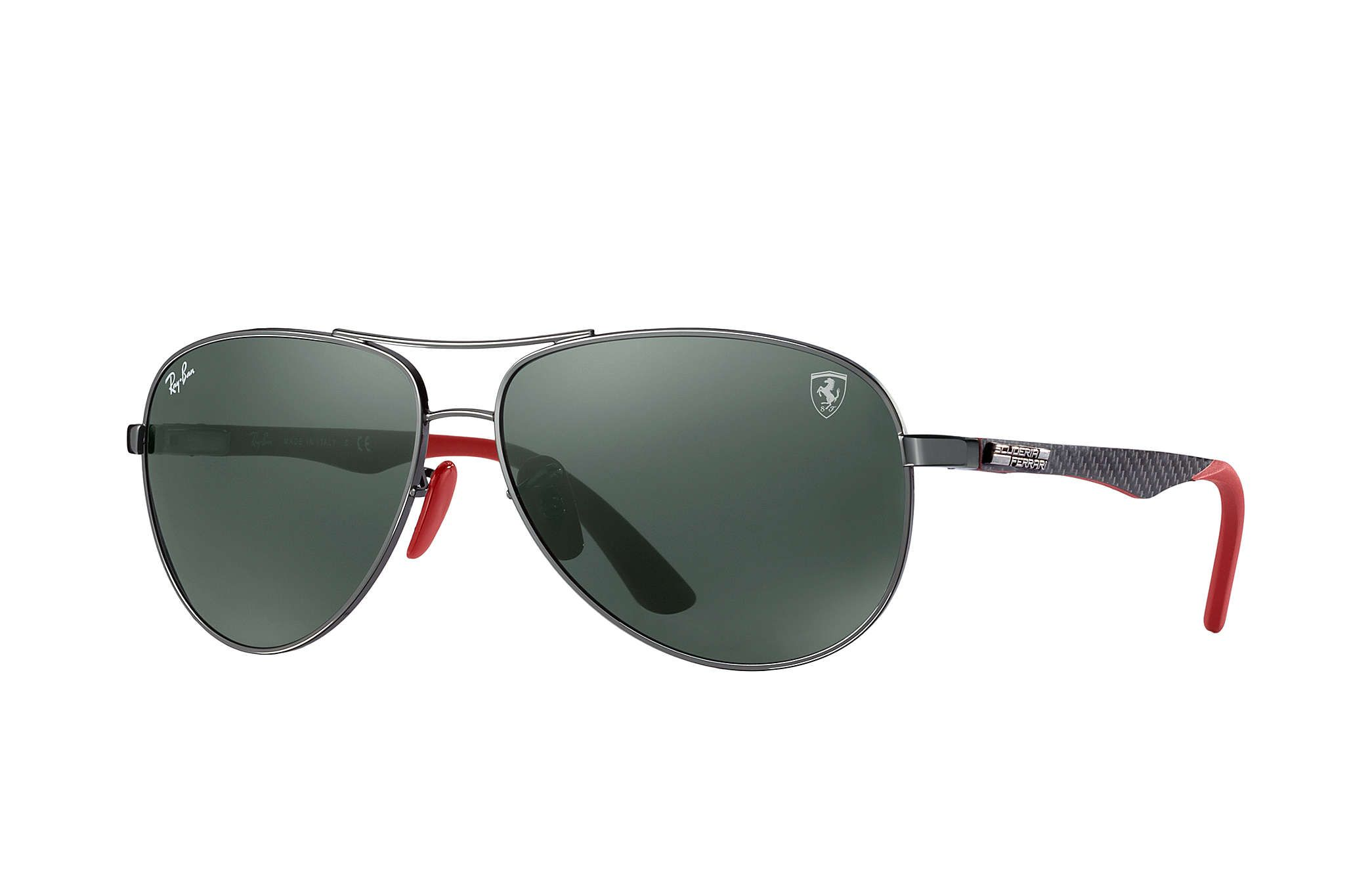 ed1098aeca Ray-Ban Scuderia Ferrari Collection Black Sunglasses