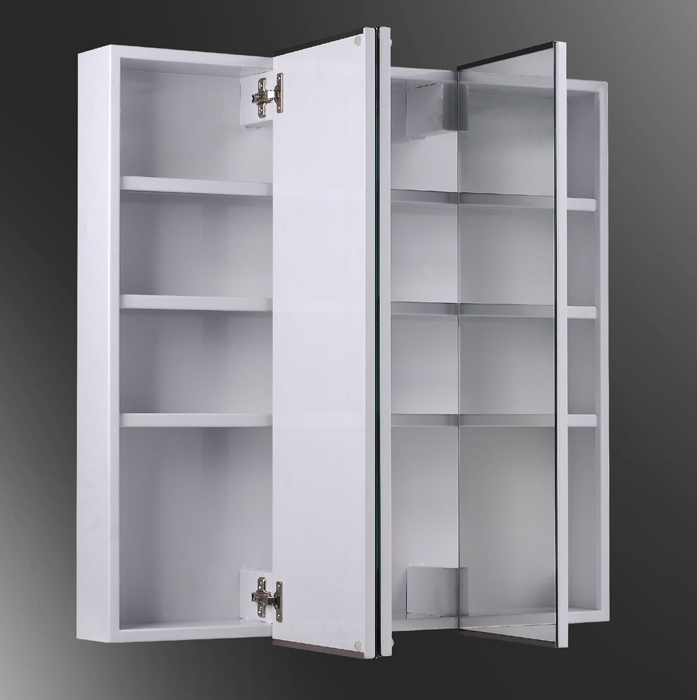 500 36x60x5 Ketcham Medicine Cabinets Tri View Medicine Cabinet Surface Mount Surface Mount Medicine Cabinet Medicine Cabinet Mirror Recessed Medicine Cabinet