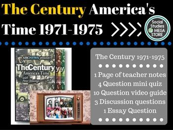The Century America S Time 1971 1975 Approaching The Apocalypse