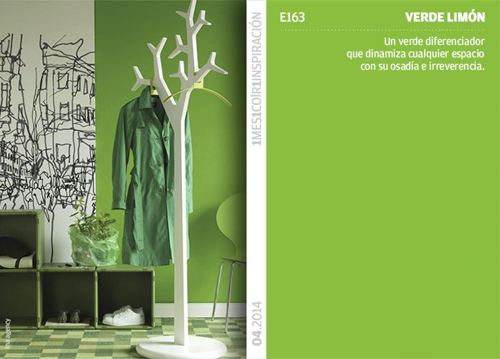 Decoración comedor en color verde - Decoración de Interiores ...