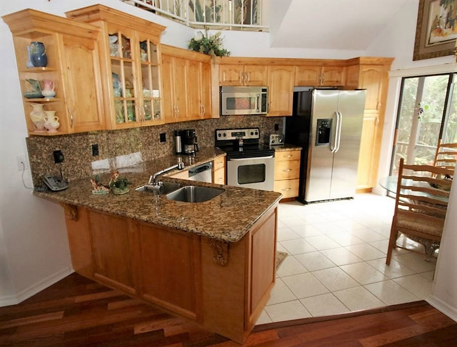 The Most Captivating Simple Kitchen Design For Middle Class Family (With images)   Simple ...