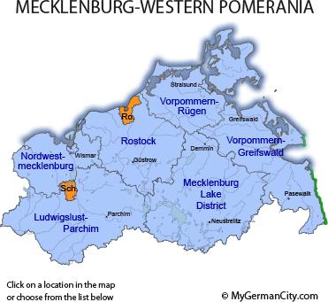 MecklenburgWestern Pomerania Region Germany FoodGerman Czech