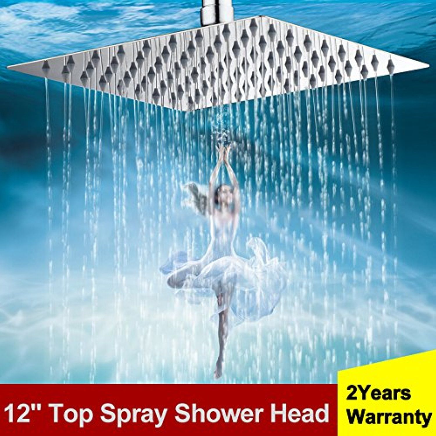 Perfect Large Square Shower Heads Illustration - Bathtub Ideas ...