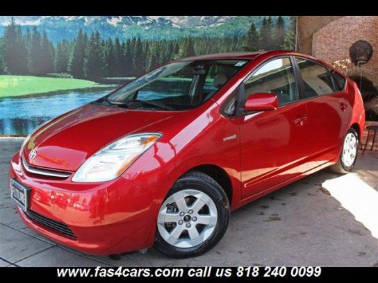Hatchback, 2007 Toyota Prius with 4 Door in Glendale, CA ...