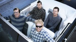 Preview wallpaper the offspring, rock, band, photo shoot 1920x1080