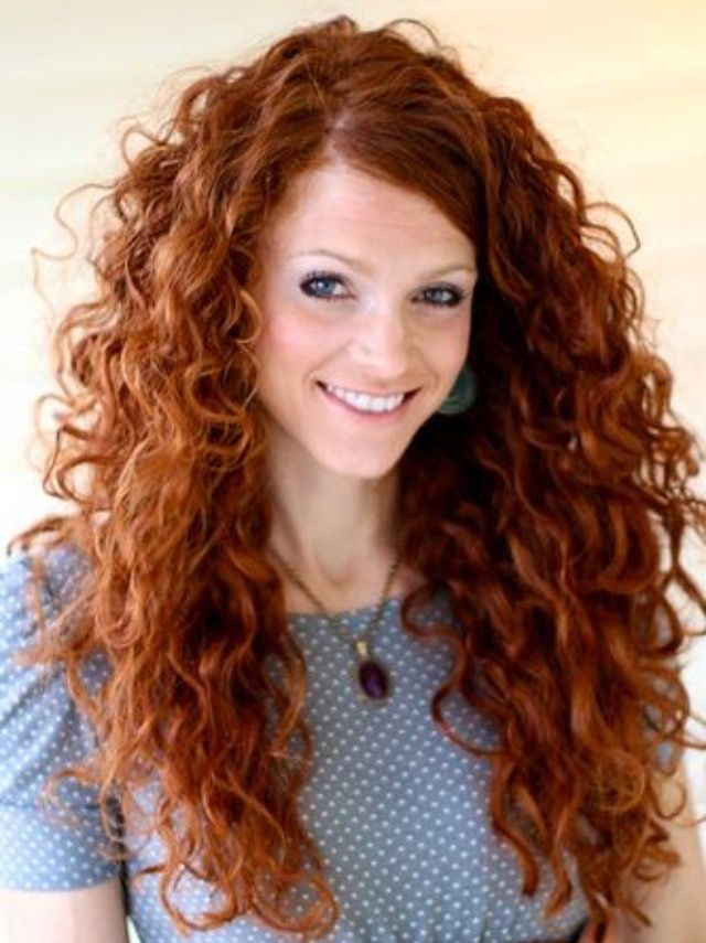 Cute Curly Hairstyles Pinhippy Yiddish Mama On ~*~ Redheads Rock ~*~  Pinterest