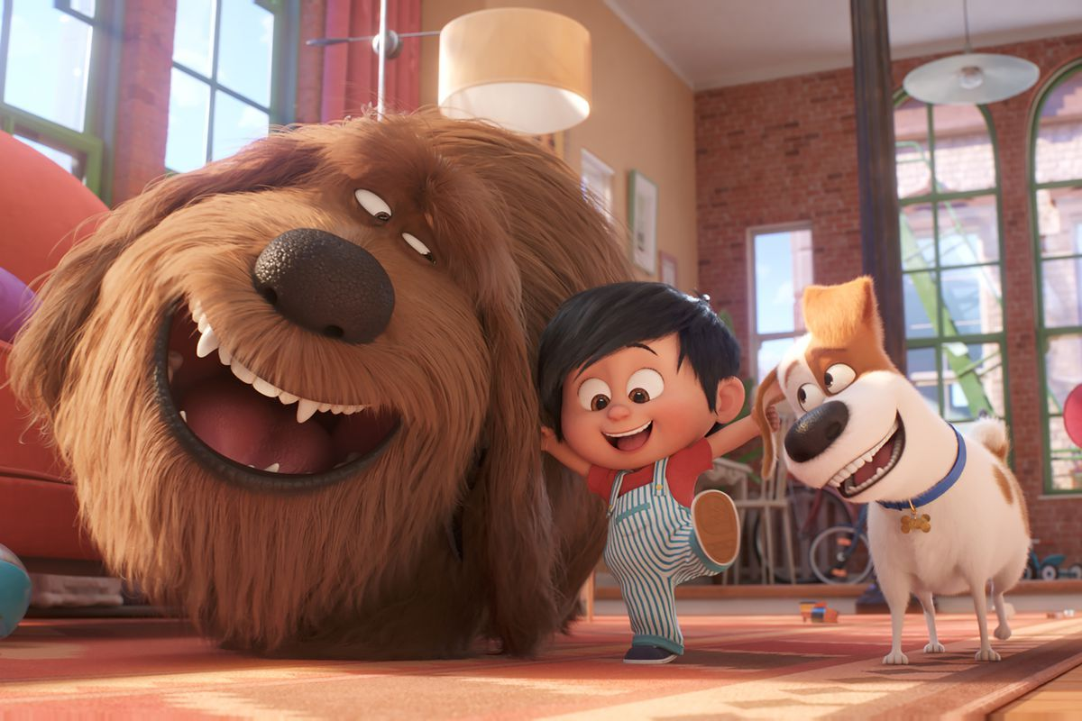 The Secret Life Of Pets 2 Brings The Critters Back To Secret Life Of Pets Pets Secret Life