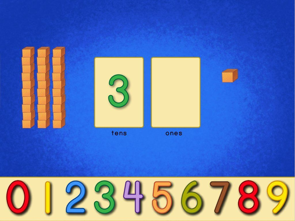 math worksheet : excellent interactive board for place value it has base 10 blocks  : Interactive Math Games For Kindergarten Free