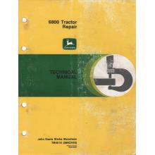 john deere 6800 6900 tractor technical manual tm 4516 pdf rh pinterest com John Deere Repair Manuals Online John Deere LT133 Manual Online