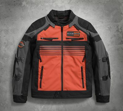 a37bfc735f28 Hill City Switchback Riding Jacket at the Official Harley-Davidson Online  Store. Our legendary Switchback Technology preps you for whatever the  changing ...