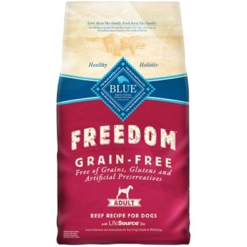 Freedom Beef Adult (different sizes available) Dry dog