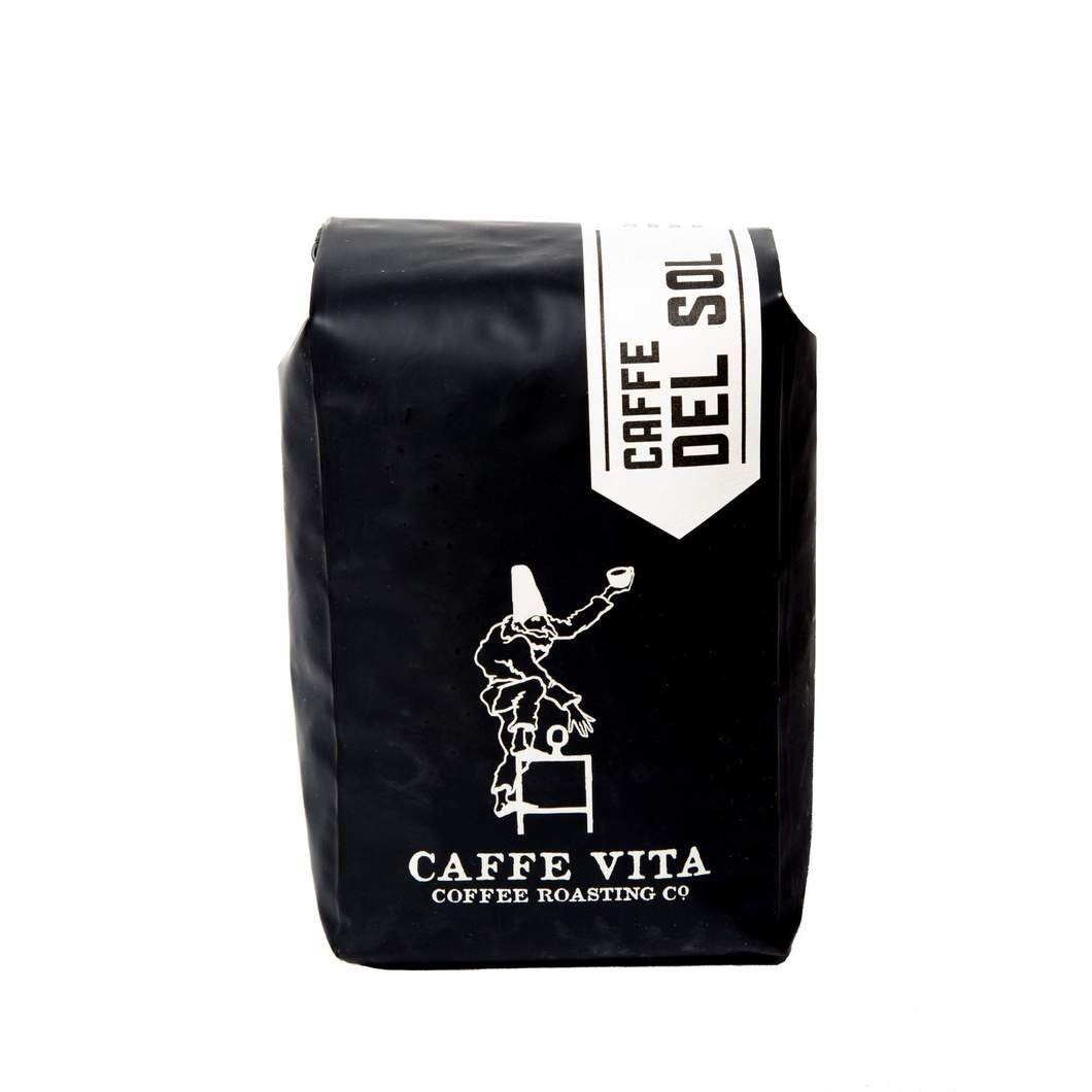 Caffe Del Sol-Caffe Vita Coffee Roasting Co.