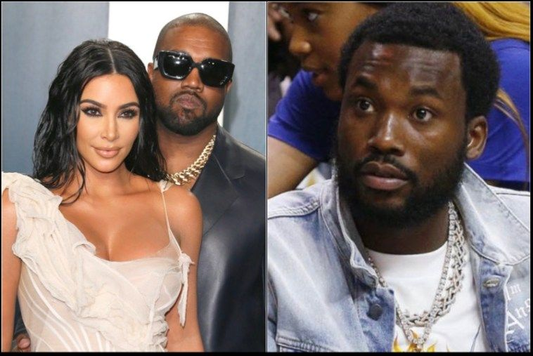 Meek Mill Calls Kanye West A Liar In 2020 Red Hair Celebrities Rapper Meek Mill