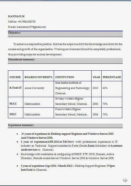 copies of resumes Sample Template Example of Excellent Curriculum - sample higher education resume