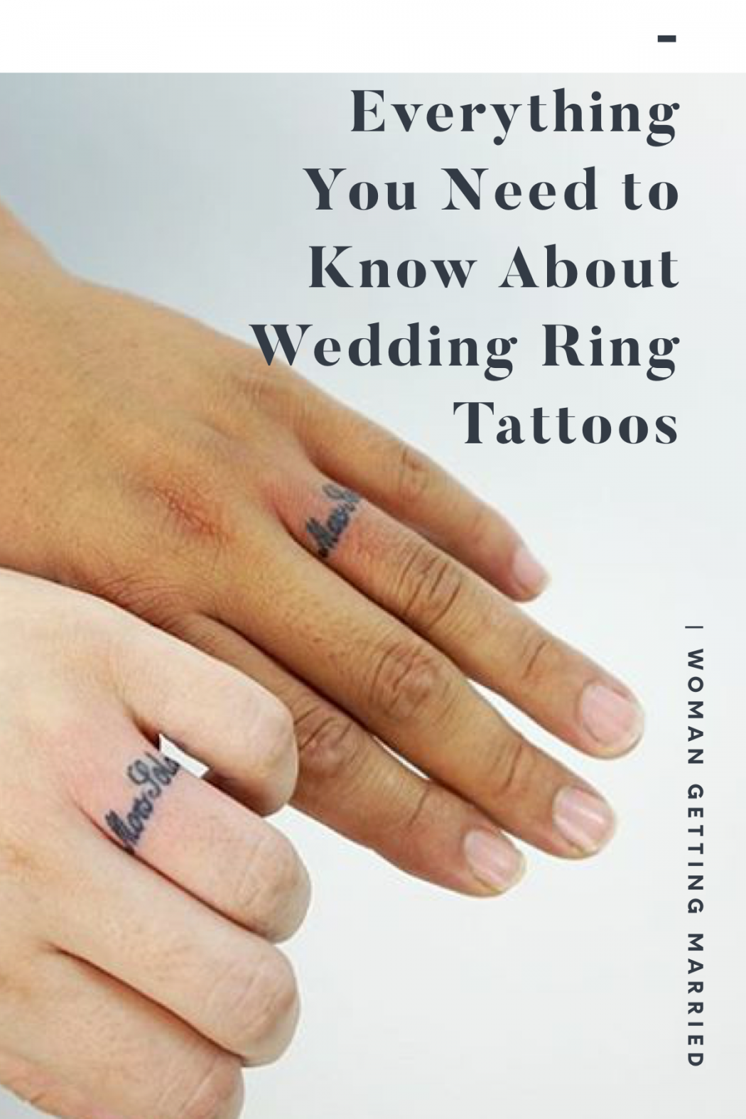 Thinking of Getting Wedding Ring Tattoos? Read This First