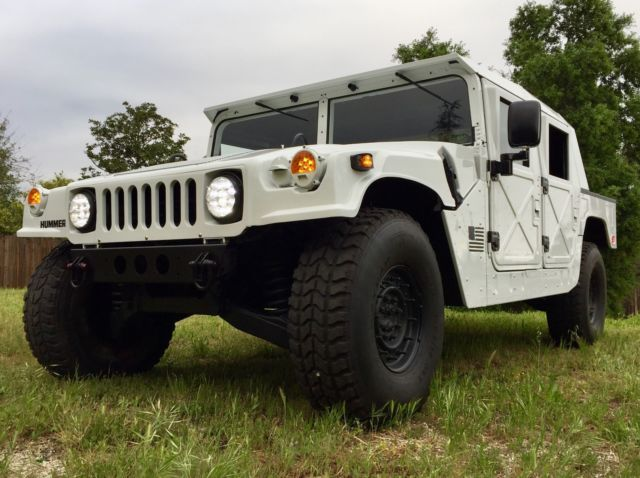 Hummer H1 Hmmwv Street Legal For Sale Photos Technical Specifications Description Hummer H1 Hummer American Motors