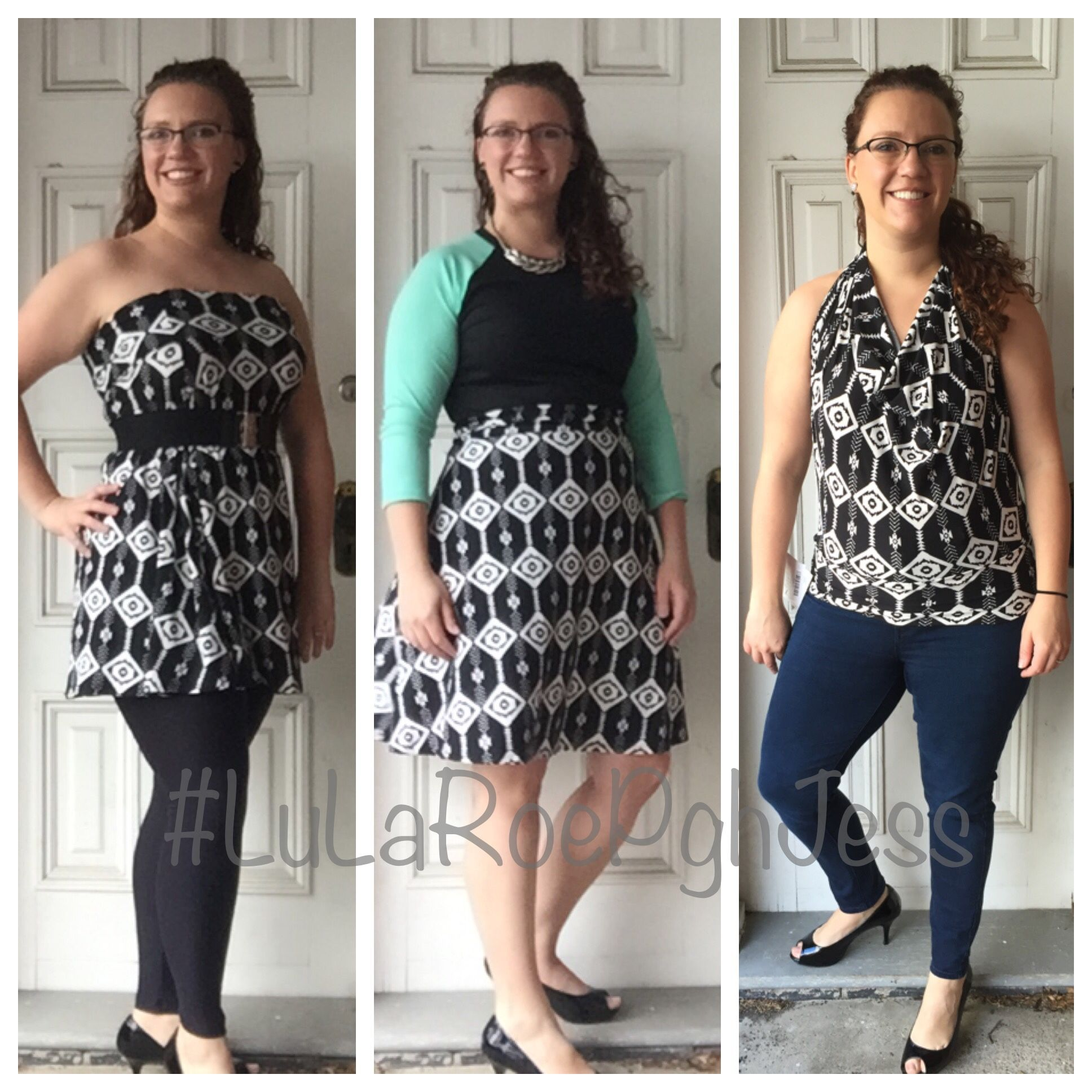 Grey Skirt Outfit 77