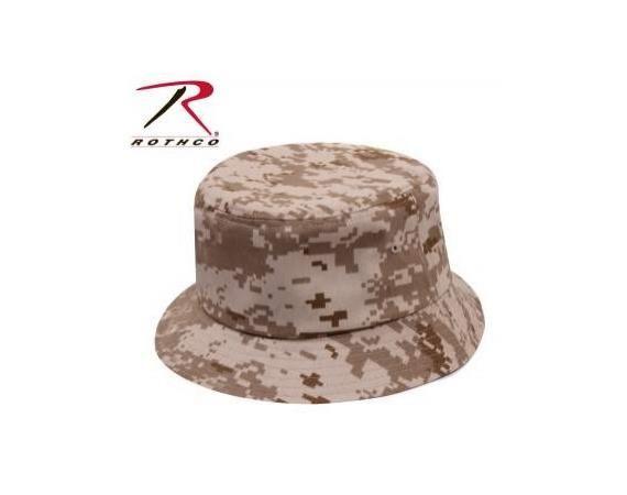 Desert Digital Camo Bucket Hat | Vermont's Barre Army Navy Store