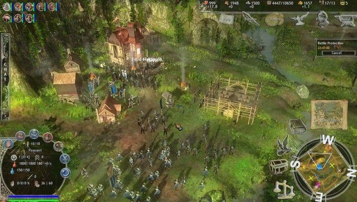 Стратегия онлайн kingdom легкая стрелялка онлайн