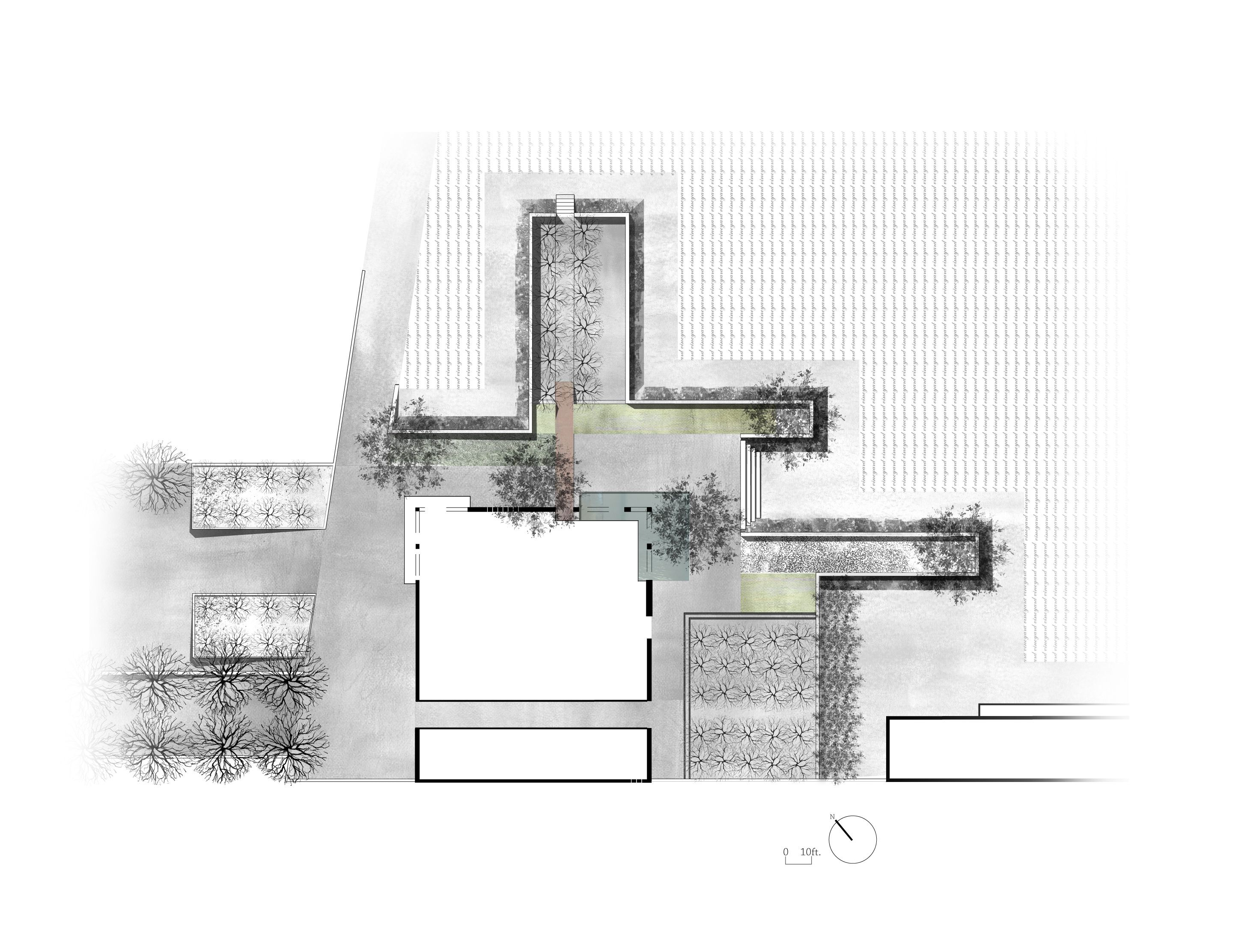 Andrea Cochran Asla Architecture Drawings Paving Pattern Amazing Architecture