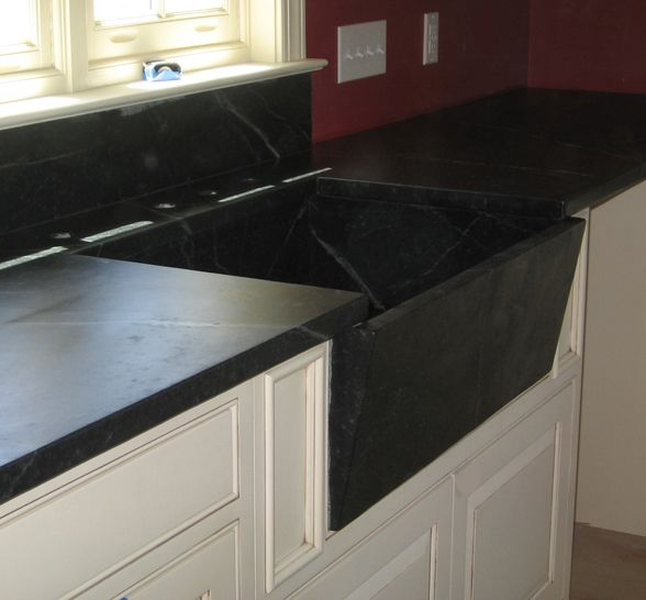 Buck's County Soapstone Sinks And Countertops