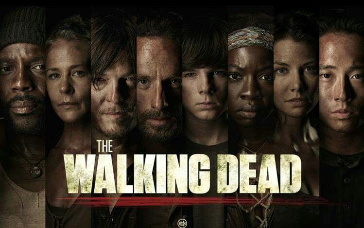 Pin By Miranda Robey On Walking Dead The Walking Dead Poster