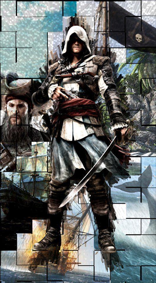 Pin By Dan Davis On The Creed Assassins Creed Black Flag