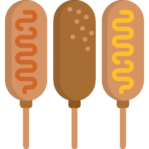 50 Free Vector Icons Of United States Designed By Freepik Corn Dogs Food Logo Design Logo Food