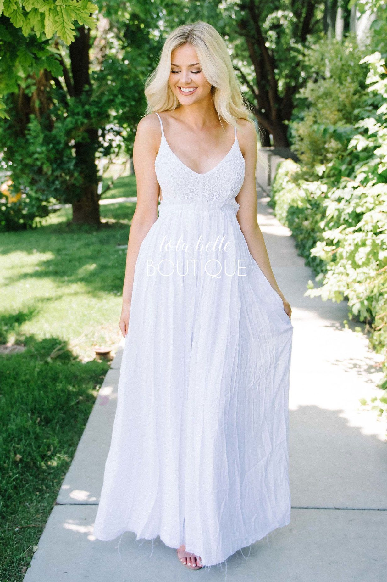 Green and white wedding dress  Swan Princess Full Length Dress in White  Products