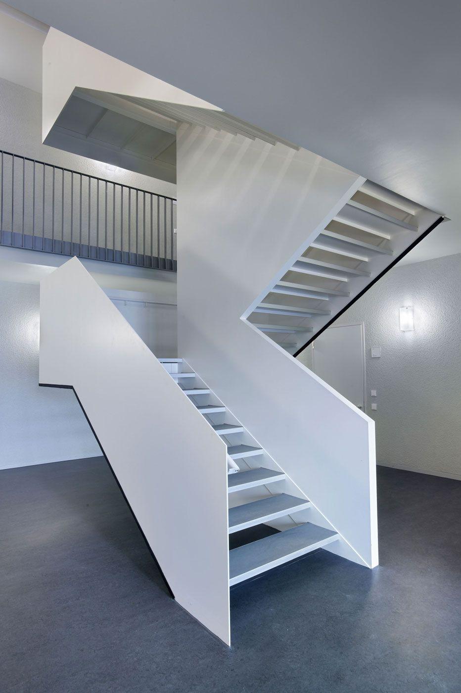 Architekten In Leipzig geschäftsstelle und fahrzeughalle des thw ortsverband göppingen