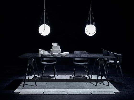 Suspended Lights From Design House