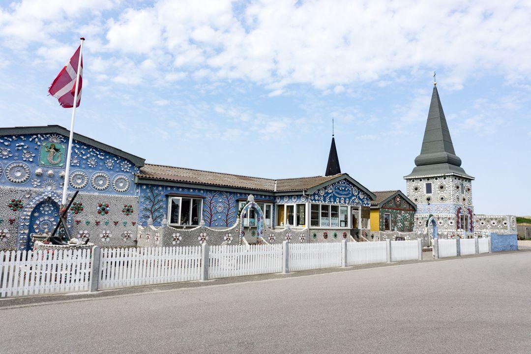 Strandhaus Ferienhaus 1487 Norlev Strand Lonstrup Ferienhaus