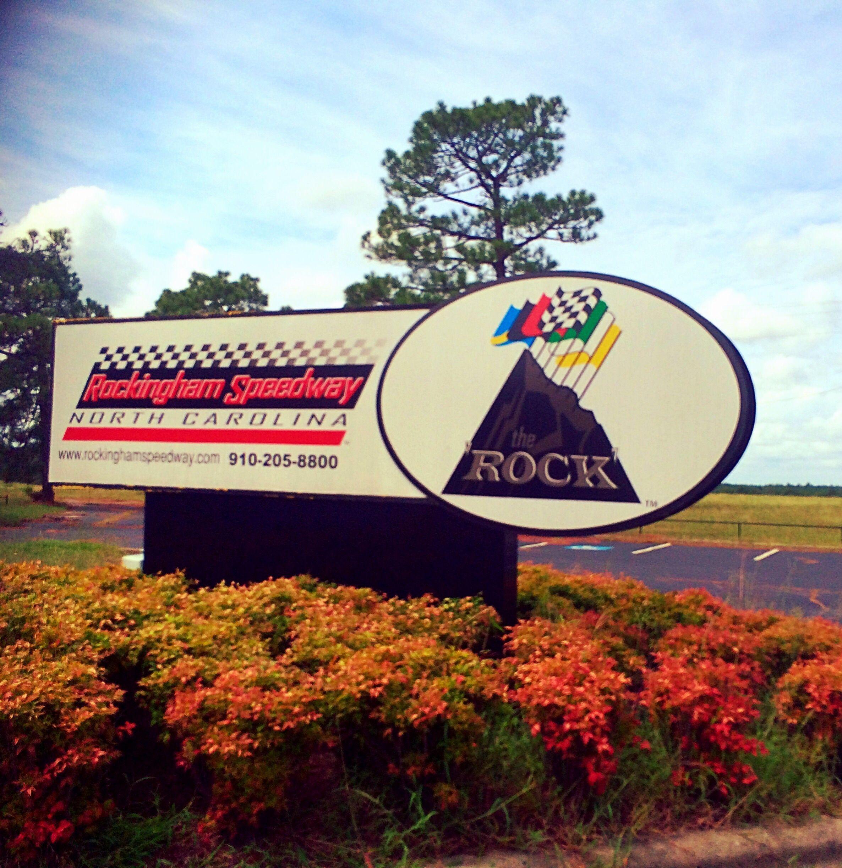 Rockingham Speedway- Rockingham, North Carolina (With