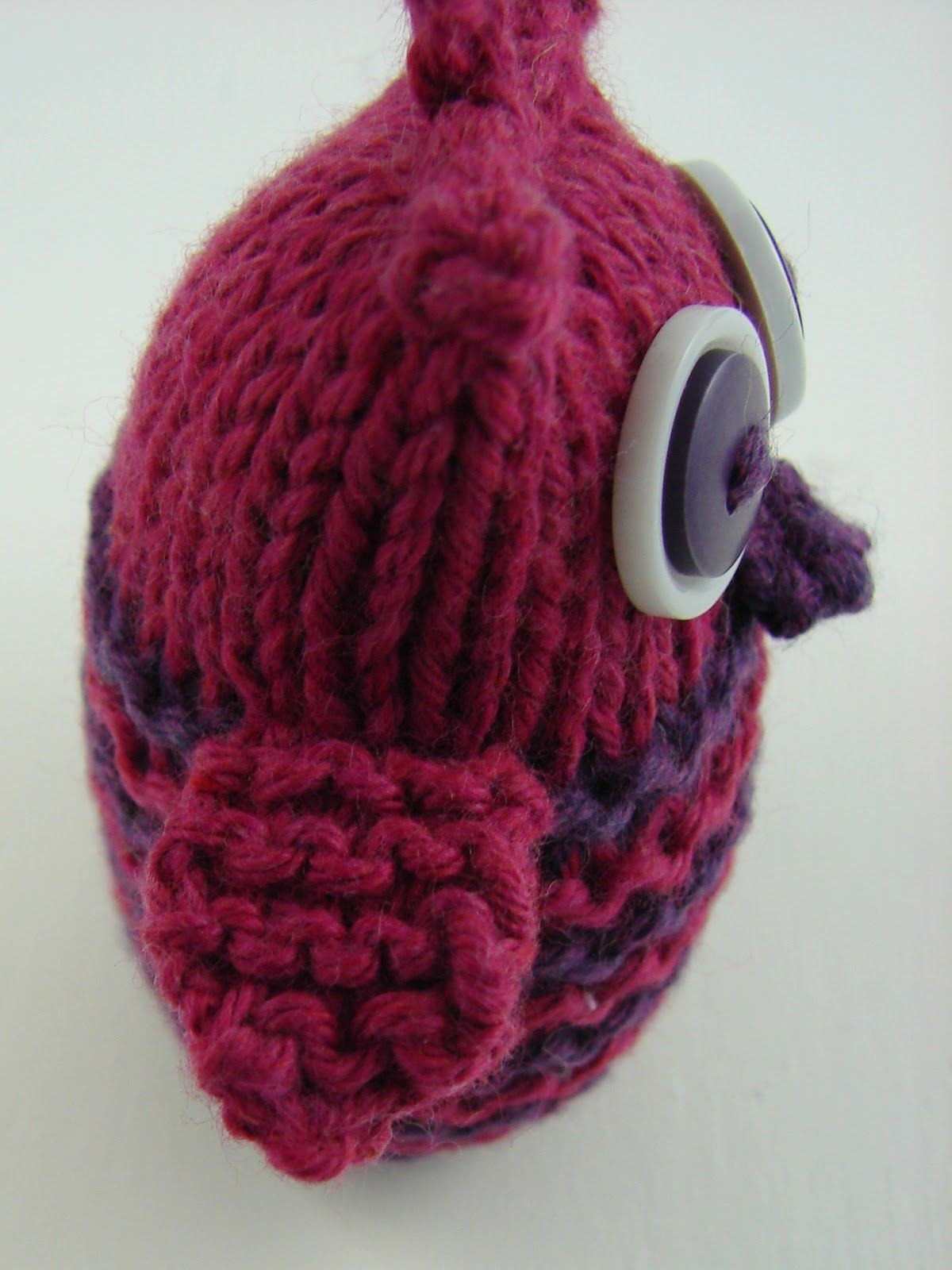 knit owl | Cool Knitting | Pinterest