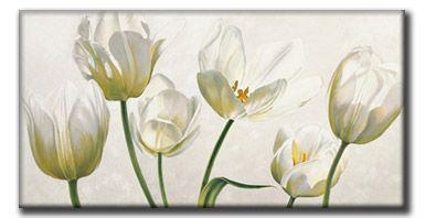 Cuadros modernos de flores blancas buscar con google for Donde puedo comprar cuadros