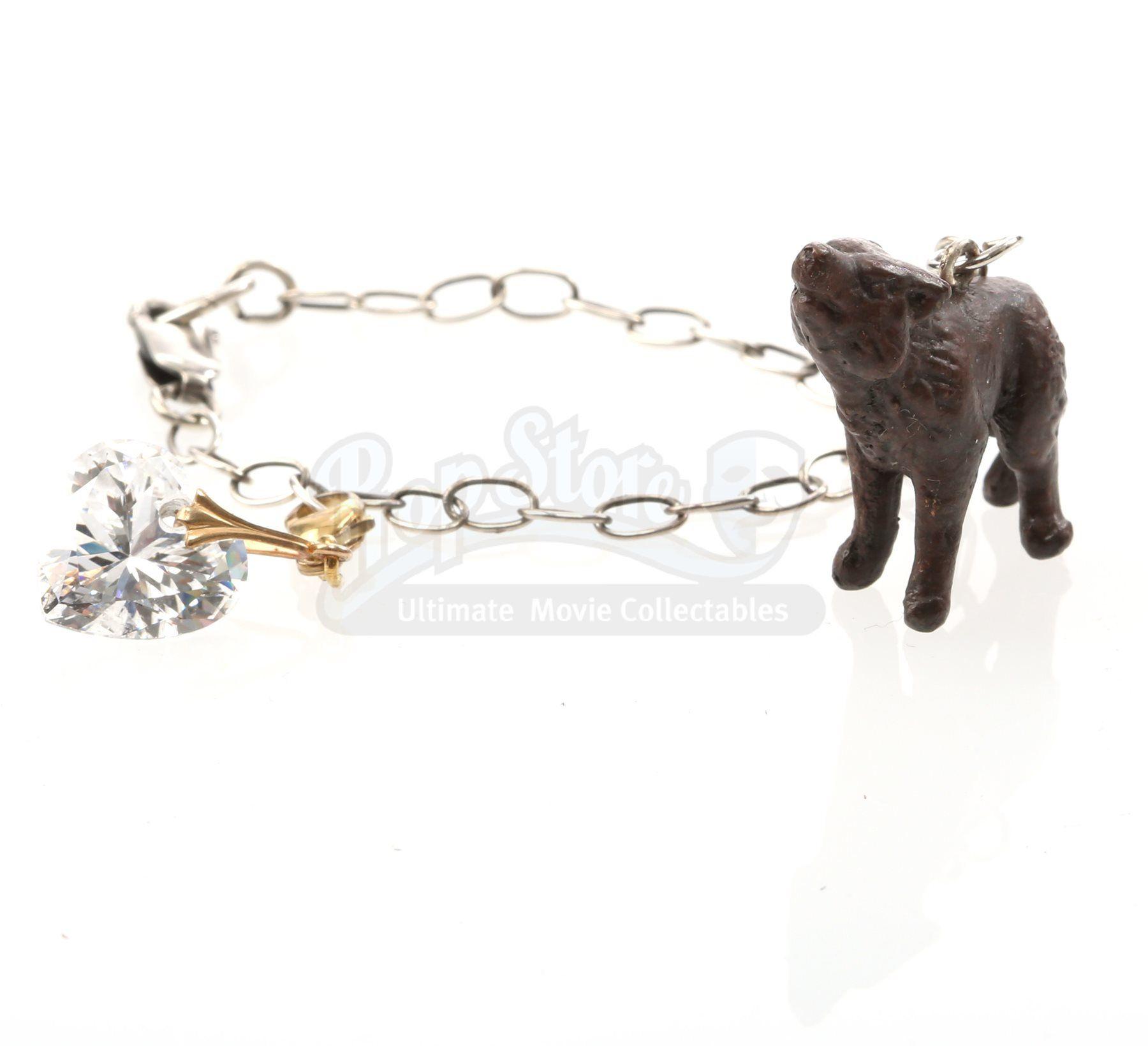 Bella Swan's Charm Bracelet - Current price: $5500