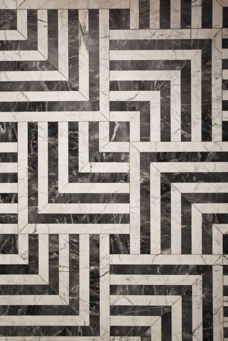 Marble Floor Pattern we are inspiredthis custom flooring that feels like art. great