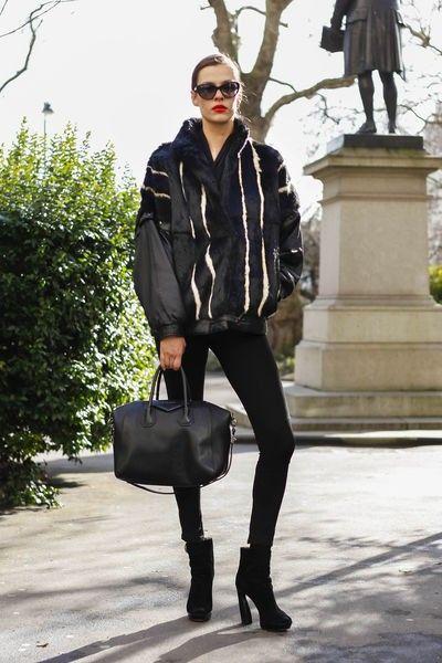 London street fashion 2013