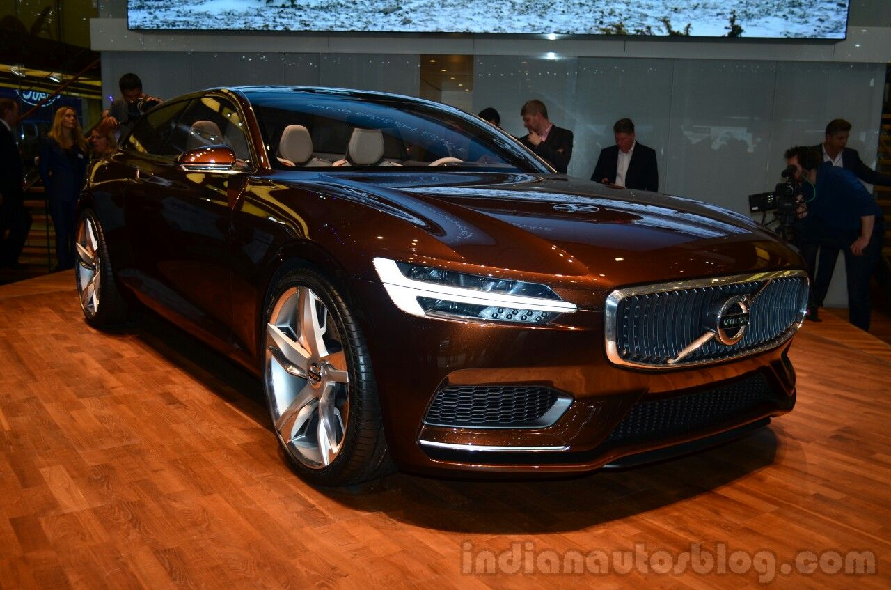 Volvo S90 To Debut At 2016 Detroit Auto Show Iab Report