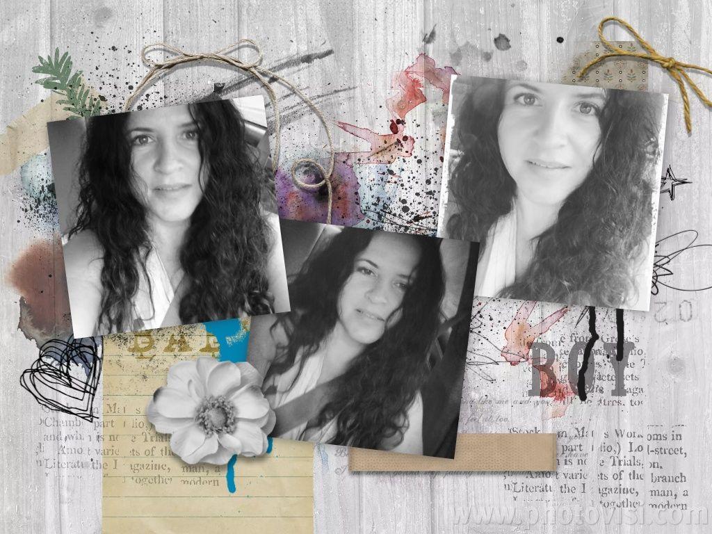 Photovisi - Photo Collage Maker | Art on my Heart | Pinterest ...