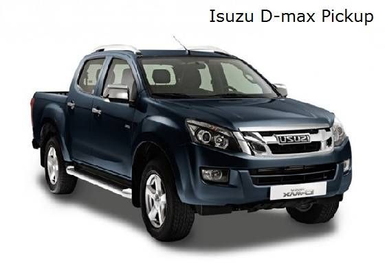 Isuzu D Max Pickup Suv 2016 S Light Commercial Vehicles Sports Utilities