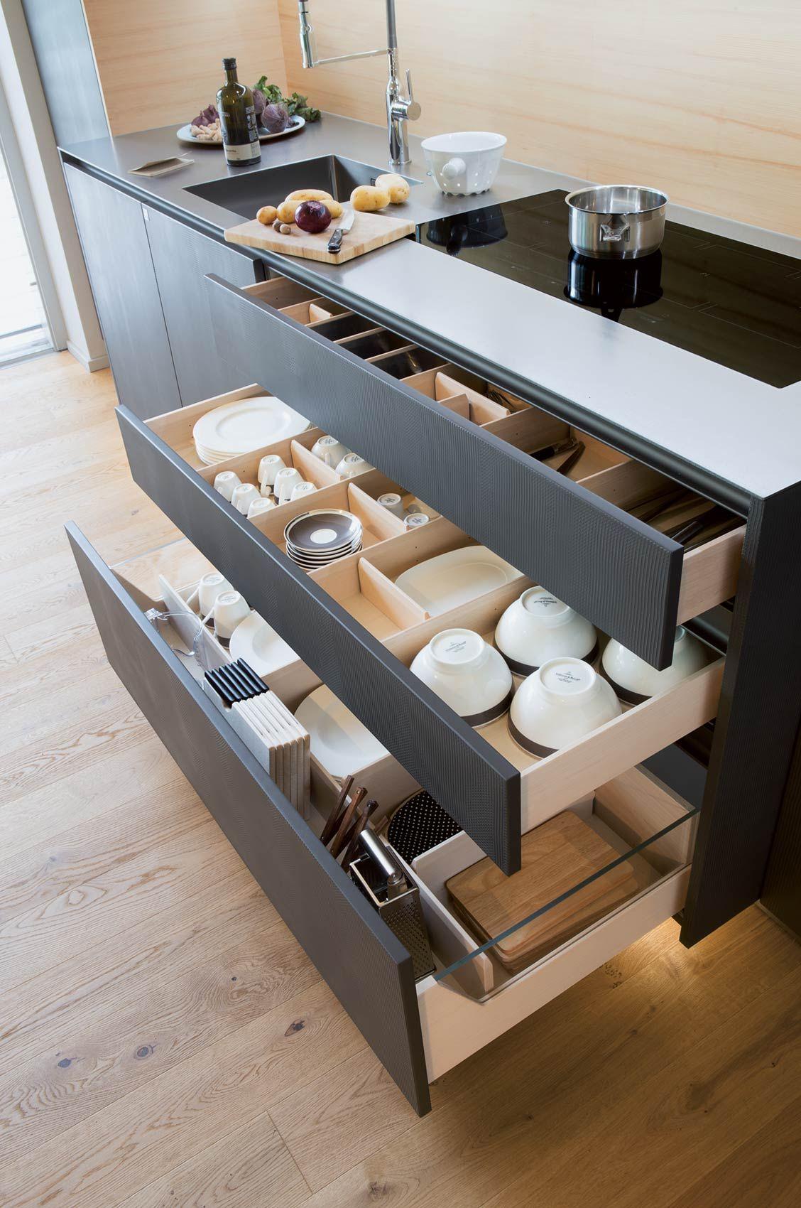 Projekte-Traumhaus EN | zeyko Küchen | HOME | Pinterest | Silver ... | {Zeyko küchen 27}