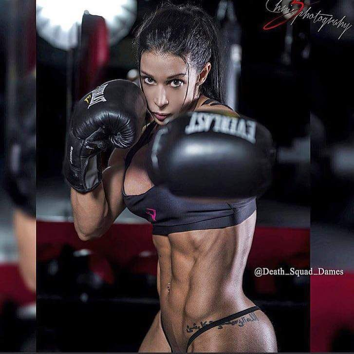 Female Boxing Sexy 98