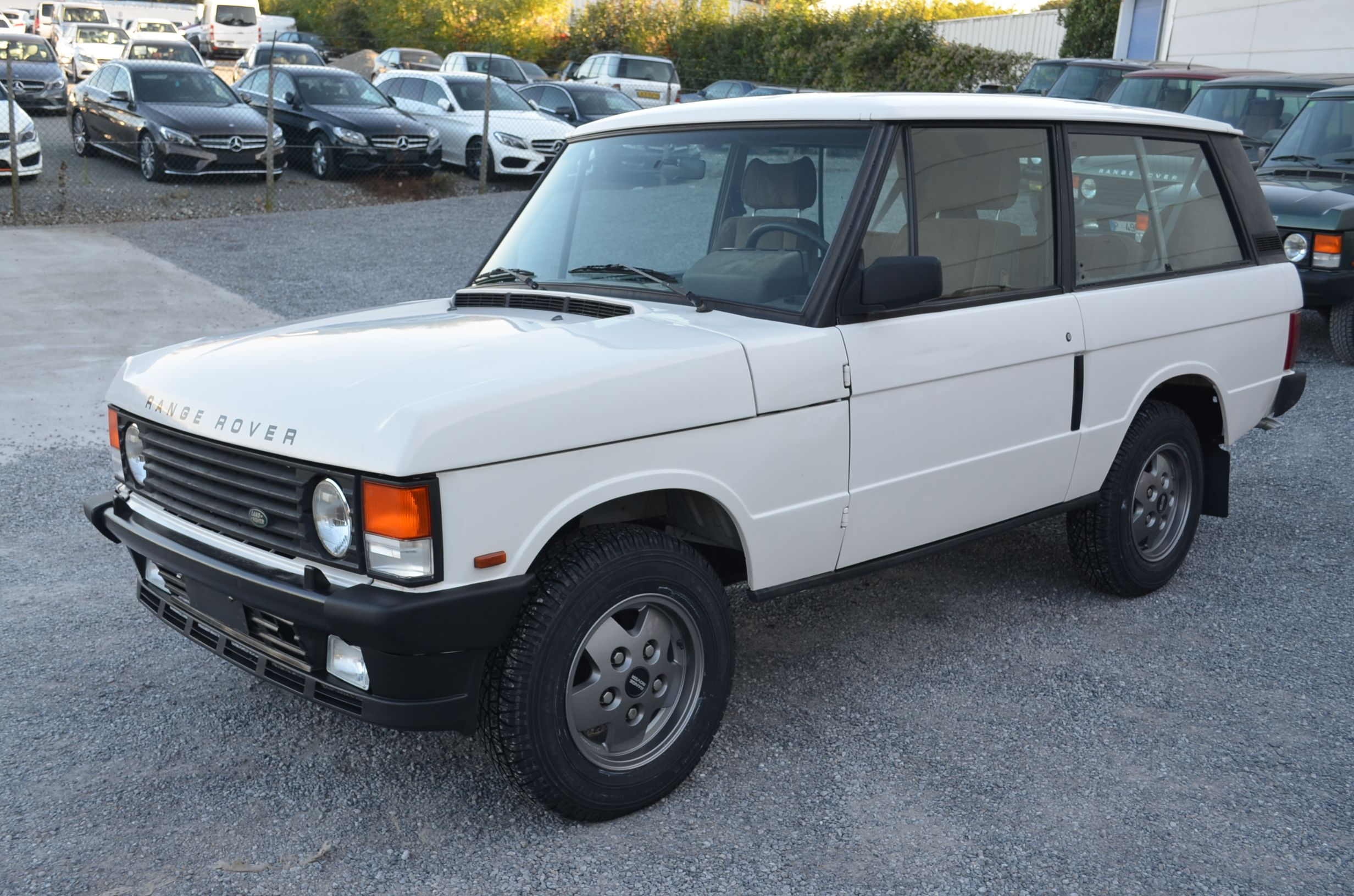 1991 Land Rover Range Rover 3 9l 2 Doors Range Rover Classic Range Rover Land Rover