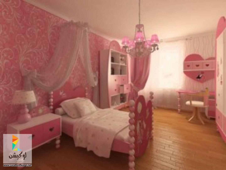 نقدم لكم مجموعه من أرقى التصاميم الحديثه ل ألوان دهانات غرف اطفال للبنات بأفضل الديكورات المميزه لغرف Girl Bedroom Decor Girls Room Design Girl Bedroom Designs