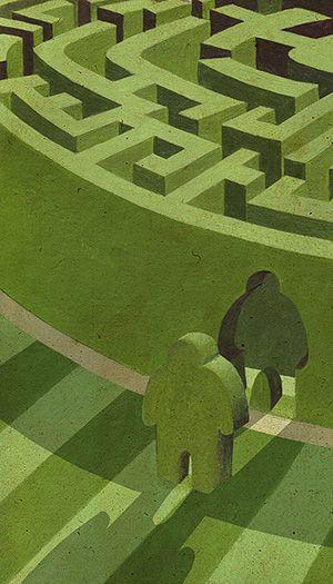 Maze: Adam Fisher.