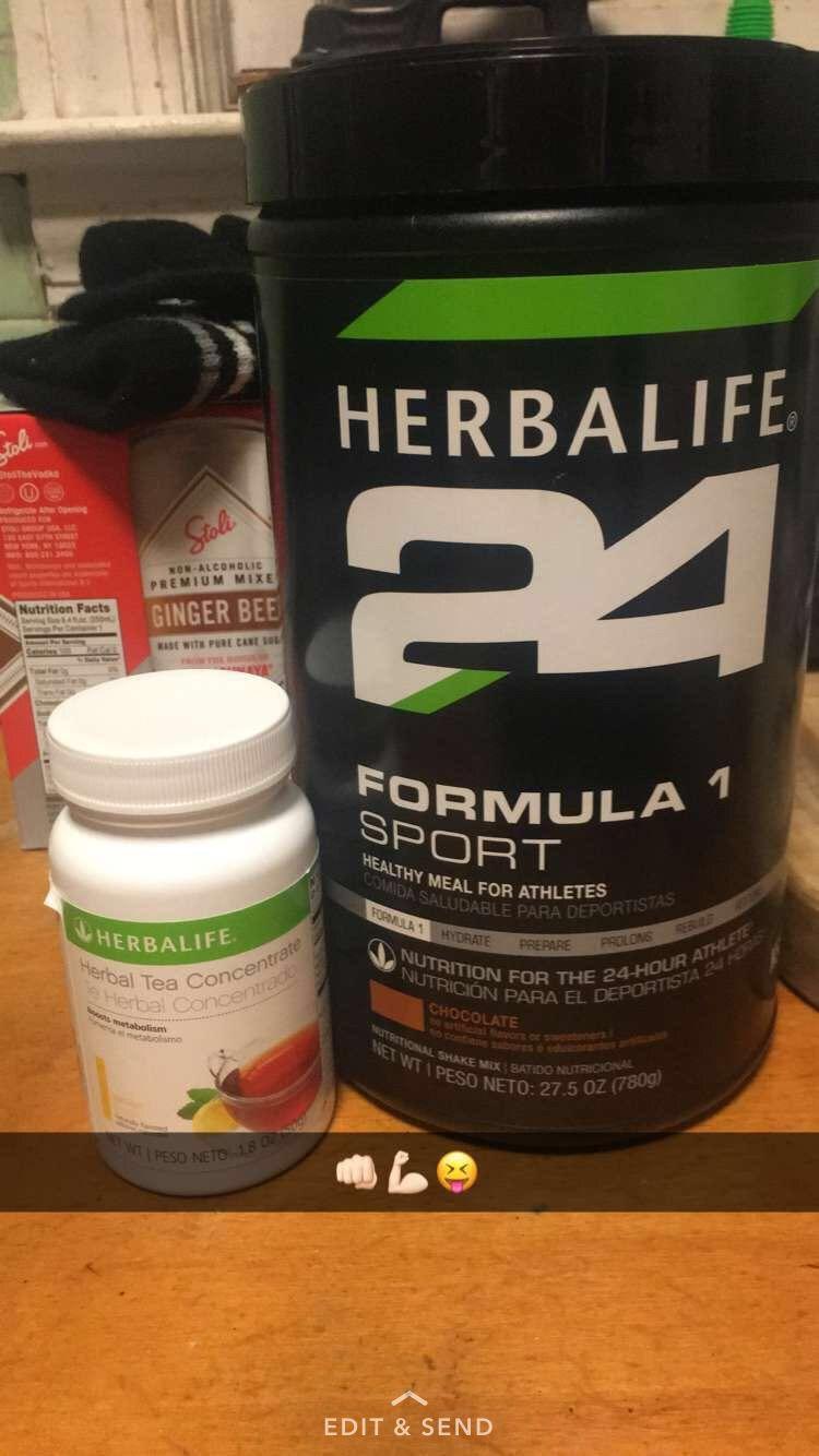 Herbalife! Sports healthy, Herbalife, Sports food