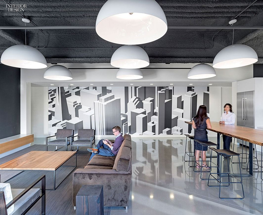 2014 Boy Winner Midsize Corporate Office Office Interior Design Lounge Seating Interior Design Magazine