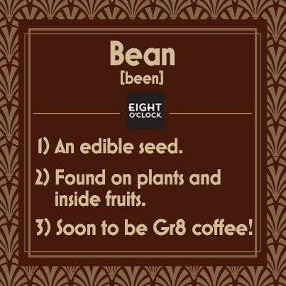 "Eight O'Cyclopedia: ""Bean"""