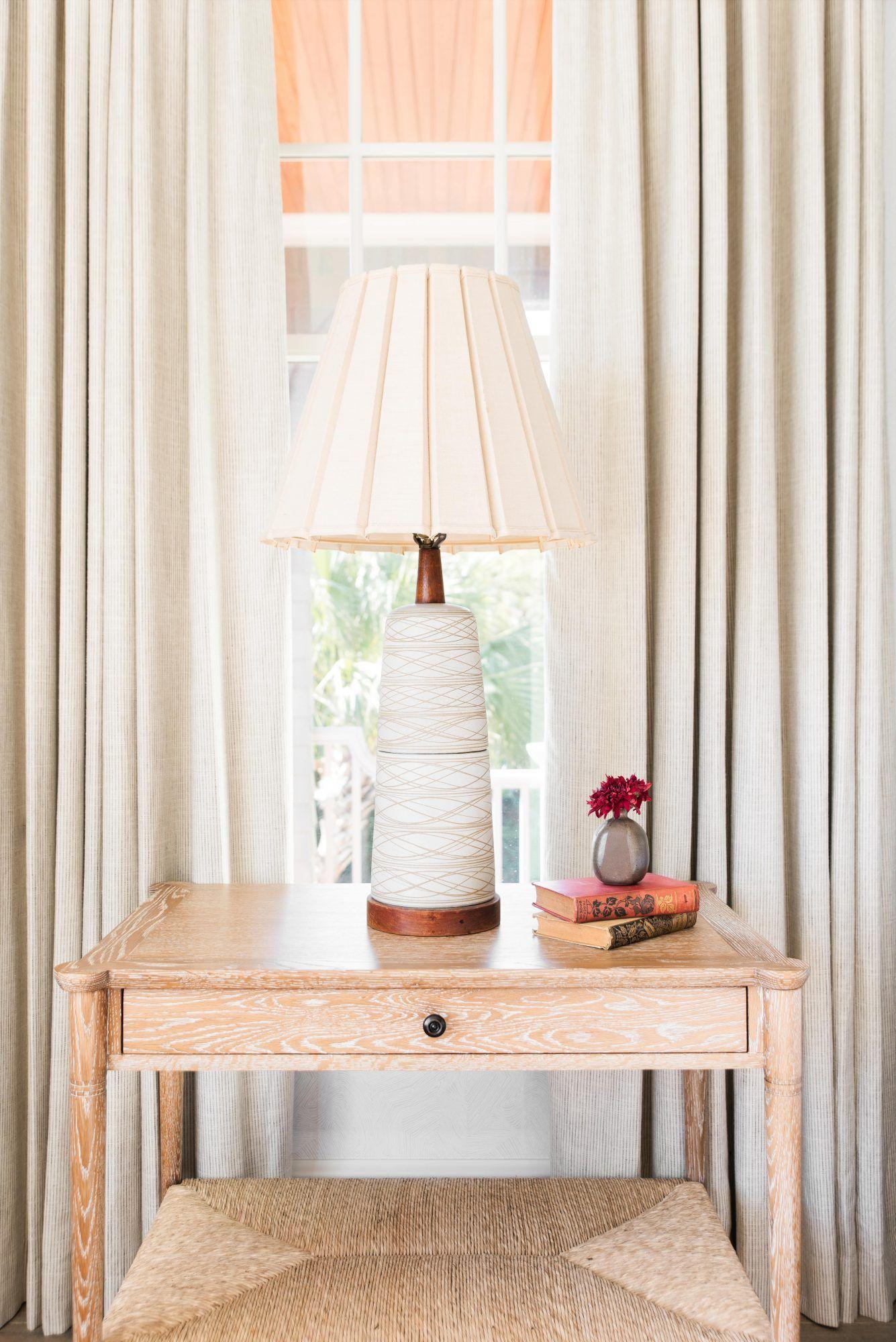Cortney Kiawah island beach, Table lamps for